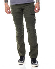 Buyers Picks - Cargo Twill Moto Pant