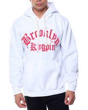 Men - Brooklyn Kingpin Puff - Print Pullover Hoodie