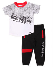Sets - 2 PC SET - TEE & JOGGERS (2T-4T)