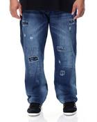 Driggs Rigid Denim Jeans (B&T)