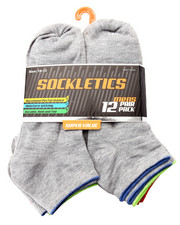 Accessories - Performance 12Pk No Show Socks