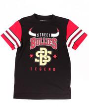Boys - Street Bullies Tee (8-20)