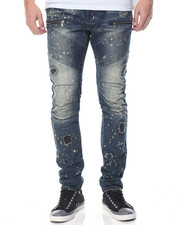 Buyers Picks - Haze Indigo Moto Jean