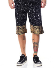 Men - Tribal Print Short
