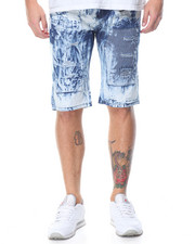 Men - Rip Off Chambray Short