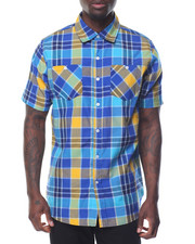 Akademiks - Ray S/S Button-Down