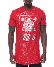 Shirts - Foil Print Eye of Providence Tee