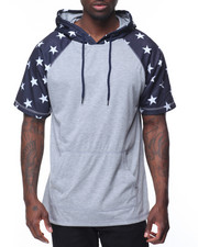 Buyers Picks - S/S Mesh Star Hoodie