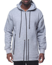 Buyers Picks - Fishtail Hoodie w Rubber Zipper