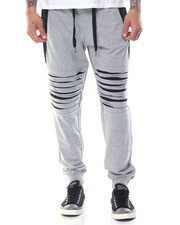 Pants - Razor Slashed Jogger