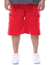 Akademiks - Gordon Fleece Cargo Short (B&T)