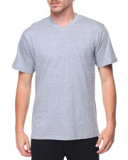 Basic Essentials - BASIC V NECK TEE