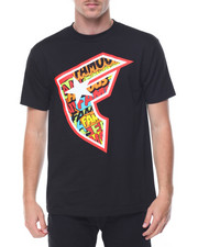 Famous Stars & Straps - Comic F Tee