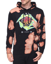 Buyers Picks - Black Rose Bleached Pullover Hoodie
