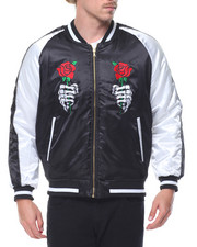 Light Jackets - Rosebud Souvenir Jacket