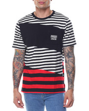 Shirts - Striped T-Shirt