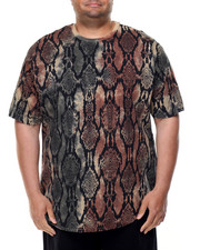 Men - Snake T-Shirt (B&T)