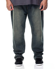 Basic Essentials - 5 - Pocket Stone Washed Denim Jeans (B&T)