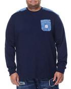 Denim L/S T-Shirt (B&T)