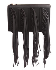 Crossbody - Fringed Out Crossbody Bag
