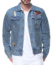 Men - Gadwall Denim Jacket