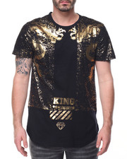Men - King Dragon Foil Tee