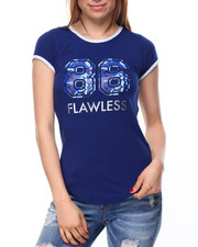 Graphix Gallery - 86 Flawless Ringer Tee