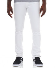 Men - White - Out Slim Denim Jeans