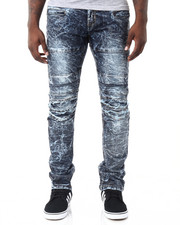Men - Foil - Wash Denim Jeans