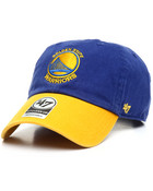 Golden State Warriors Two Tone Clean Up 47 Strapback Cap
