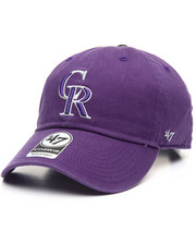 Men - Colorado Rockies Clean Up 47 Strapback Cap