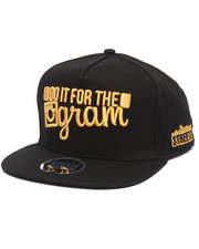 Men - Do It For The Gram Snapback Hat