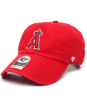 Dad Hats - Los Angeles Angels Clean Up 47 Strapback Cap