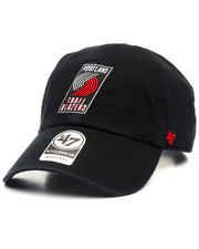 Accessories - Portland Trailblazers Clean Up 47 Strapback Cap