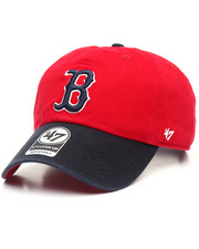 Accessories - Boston Red Sox Clean Up 47 Strapback Cap