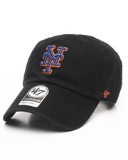 Accessories - New York Mets Clean Up 47 Strapback Cap