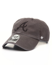 Women - Atlanta Braves Clean Up 47 Strapback Cap