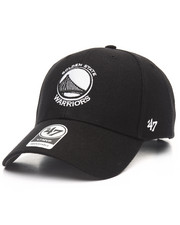 Women - Golden State Warriors Black & White MVP 47 Strapback Cap