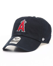 Women - Los Angeles Angels Clean Up 47 Strapback Cap