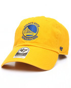 Golden State Warriors Clean Up 47 Strapback Cap