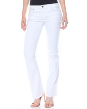 Women - Stretch Bell Bottom Jean