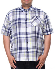 Big & Tall - North S/S Button-Down (B&T)