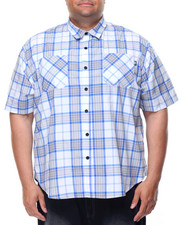 Big & Tall - Hackensack S/S Button-Down