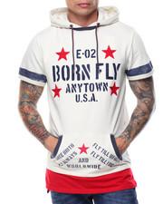 Born Fly - Technician S/S Hoodie