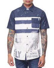 Shirts - Task Force S/S Button-down