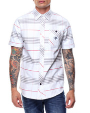 Men - Dodger S/S Button-down