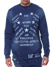 Men - Explosive Crew Sweatshirt