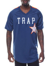 Men - Trapper Baseball - Style Jersey
