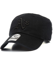 Dad Hats - Oakland Athletics Clean Up 47 Strapback Cap