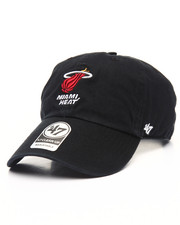 Men - Miami Heat Clean Up 47 Strapback Cap